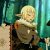 Gruffon le shushu de la carte refuse d'obéir à Evangelyne, mais elle sait se montrer persuasive
