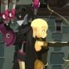 Evangelyne et Remington doivent unir leurs forces pour affronter les Goules (Wakfu)