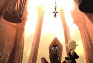 L'âme de Tristepin est enfermé dans l'épée de Rubilax