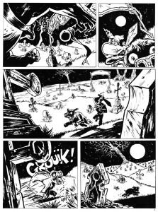 Page 2 de Wakfu nébuleuse - L'île de Lorose