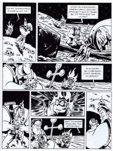 Page 7 de Wakfu nébuleuse - L'île de Lorose