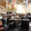 Foule pour jouer aux jeux videos Ankama au salon Ankama Convention #6