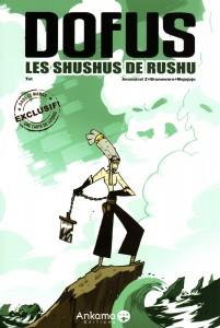 Dofus HS 1 - Les Shushus de Rushu (couverture)