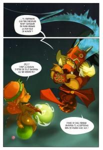 Page 2 du Dofus Quest - Les mains d'Eniripsa