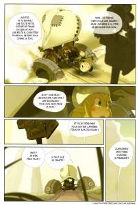 Page 6 du Dofus Quest - Les mains d'Eniripsa