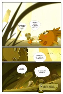 Page 7 du Dofus Quest - Les mains d'Eniripsa