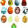 Dans le jeu, il y a 6 vrais Dofus et 7 faux Dofus (moins puissants)