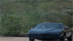 K.I.T.T. premier pare-chocs - K2000 - Knight Rider