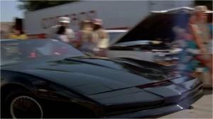 K.I.T.T. vrai pare-chocs - K2000 - Knight Rider
