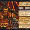 Jeu de plateau World of Warcraft : Fiche boss 6 joueurs de Lord Kazzak