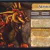 Jeu de plateau World of Warcraft : Fiche boss 6 joueurs de Nefarian
