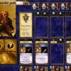 Jeu de plateau World of Warcraft : Fiche de personnage d'un chasseur de l'alliance
