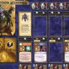 Jeu de plateau World of Warcraft : Fiche de personnaged'un druide de l'alliance