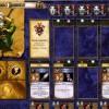 Jeu de plateau World of Warcraft : Fiche de personnage d'un mage de l'alliance