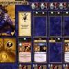 Jeu de plateau World of Warcraft : Fiche de personnage d'un paladin