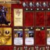 Jeu de plateau World of Warcraft : Fiche de personnage d'un prêtre de la horde