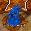 Jeu de plateau World of Warcraft : une figurine murloc