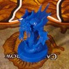 Jeu de plateau World of Warcraft : une figurine naga