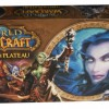 Jeu de plateau World of Warcraft : trois quart haut de la bote