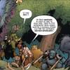 Le druide Broll et le guerrier Lo'gosh face à des furbolgs  (World of Warcraft bande-dessinées Tome 2 : l'appel du destin)