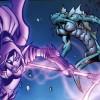 Valeera a recupere un trident magique et va aider le druide Broll