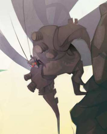 Orgonax (Islands of Wakfu)