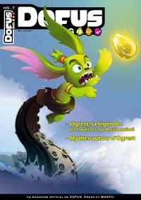 Dofus Mag Hors série sur Ogrest
