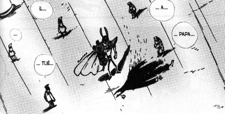 Issering à tué le comte Savergne qui était le père de quintuplés (Dofus Monster Tome 3)