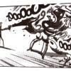 Ténèbre tue les frères Groum avec son nouveau pouvoir (Dofus Monster Tome 3)