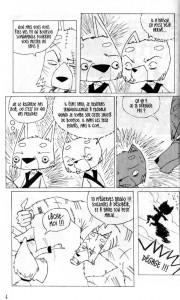 Page 4 du Tome 4 de Dofus Monster : Firefoux