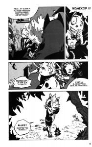 Page 13 du tome 5 de Dofus Monster : Nomekop le Crapoteur