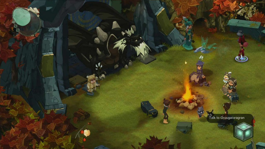 Grougaloragran  (Islands of Wakfu)