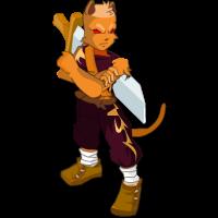 Nomekop dans le jeu en ligne Dofus