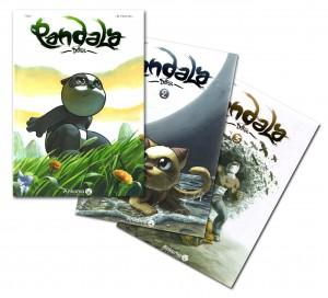 Pandala (BD - Dofus)