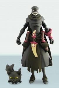 Grany le chat de Remington est fourni avec les 2000 premières figurines