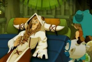 Qilby est un éliatrope qui semble connaître Yugo et Adamaï