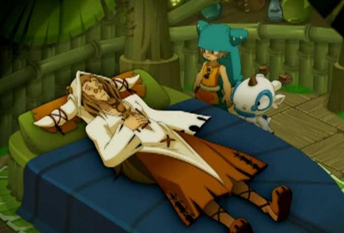 Dans l'épisode 33, Yugo et Adamaï ont sorti Qilby de la dimension où il était