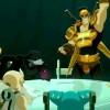 Le Chevalier Justice baptise leur groupe : la Jusice Clique (Wakfu)
