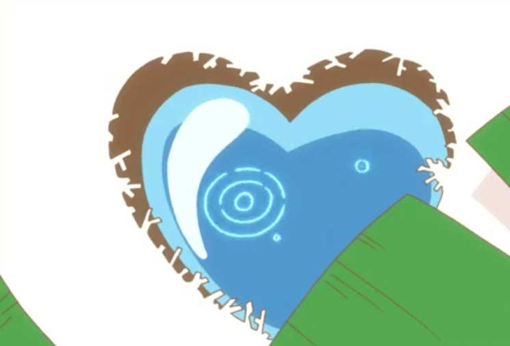 Le saphir du cœur de Datura absorbe les larmes d'Ogrest
