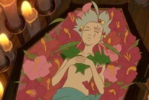 Ogrest tombe amoureux de Datura