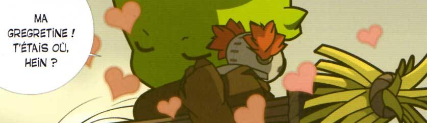 Swen Flowa retrouve Gregretine, sa poupée sadida préférée (Dofus Quest)