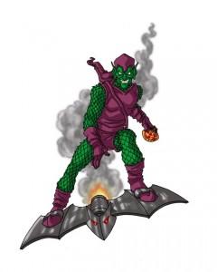 Le Bouffon Vert (Spiderman)