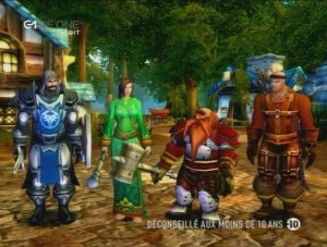 South Park dans World of Warcraft