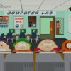 Cartman, Stan, Kyle et Kenny dans World of Warcraft (episode South Park)