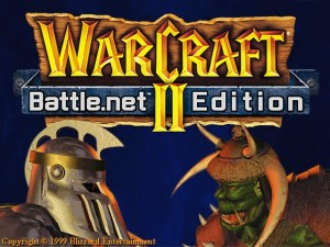 Warcraft 2 : titre du jeu