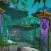 Bannière des nanas à Vashj'ir (Warcraft)