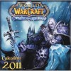 Calendrier 2011 World of Warcraft : Couverture avec Arthas