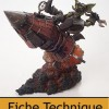 DC Unlimited : World of Warcraft  Series 6  Ingenieur (Tinker) Gobelin Gibzz Sparklighter