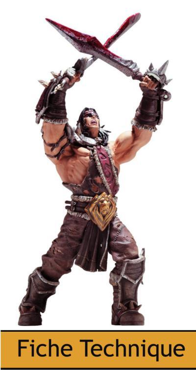 DC Unlimited : World of Warcraft – Series 5 – Alliance Hero : Lo'gosh