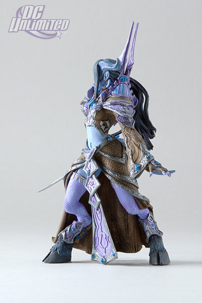 DC Unlimited : World of Warcraft – Series 3 – Mage draenei Tamuura